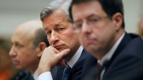 kelly dimon CEO Jp morgan
