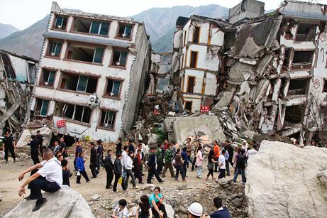 5.4 magnitude earthquake in xinjiang