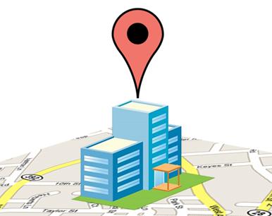 google map enterprise coordinate