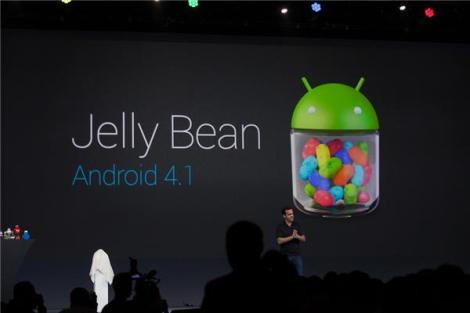 Android 4.1 Jelly Bean Announcement
