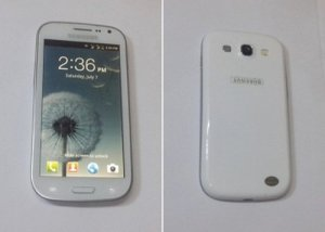 fake samsung Galaxy S3