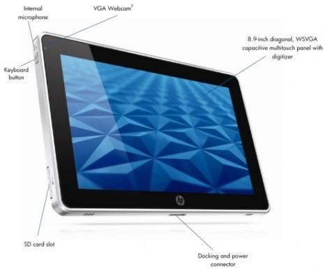 hp slate 500 tablet
