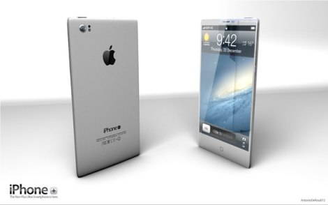 new Apple iphone 5