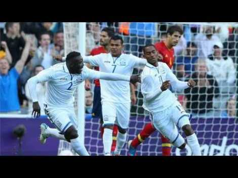 Spain losses at olympics