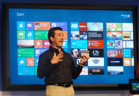 windows 8 available in October
