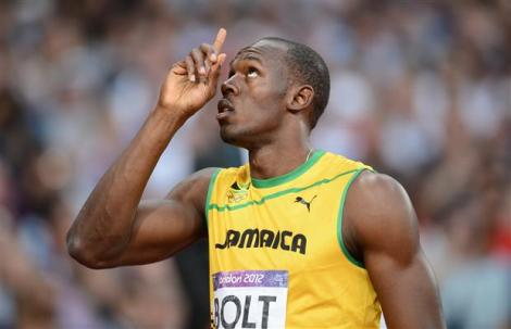 usian bolt for 200m