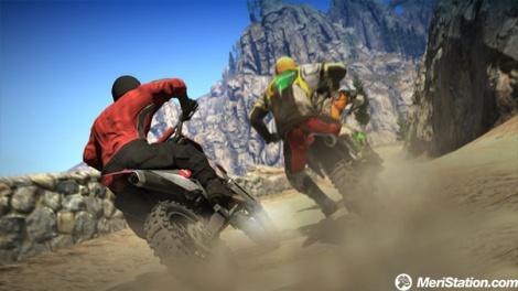 GTA 5 motorcycle racing