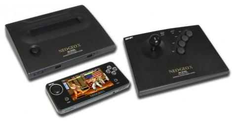 Neo Geo X Gold Console