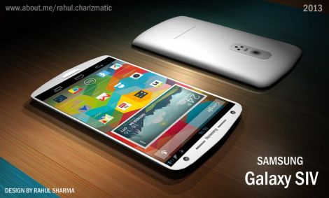 Samsung Galaxy S4 Leaked in China